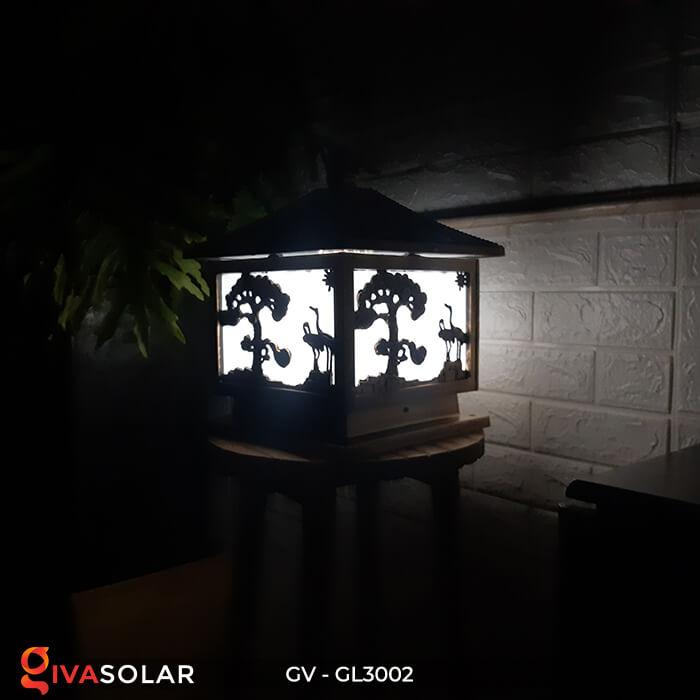 Đèn cổng năng lượng mặt trời GV-GL3002 16