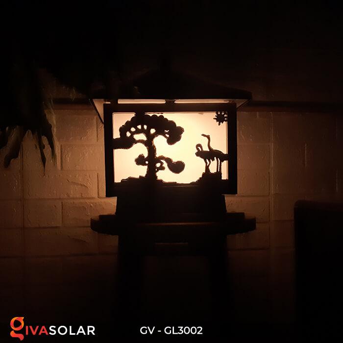 Đèn cổng năng lượng mặt trời GV-GL3002 17