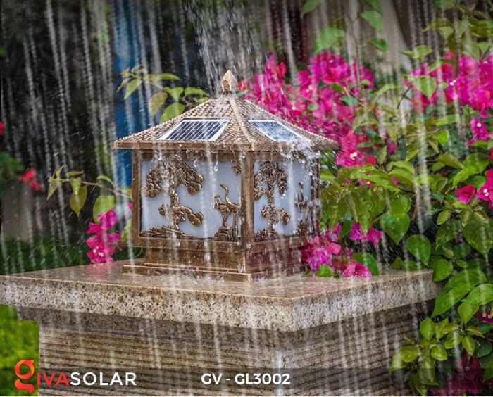 Đèn cổng năng lượng mặt trời GV-GL3002 3