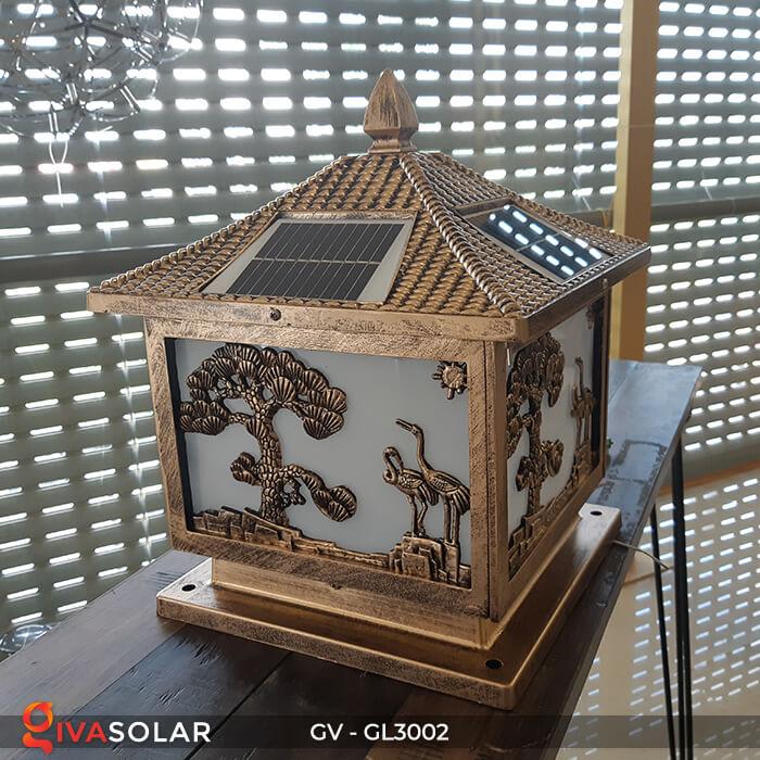 Đèn cổng năng lượng mặt trời GV-GL3002 7