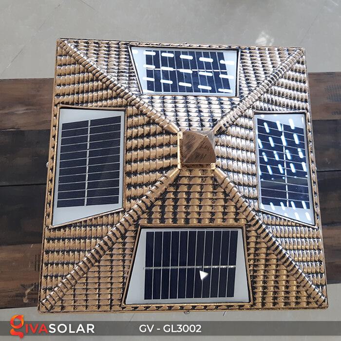 Đèn cổng năng lượng mặt trời GV-GL3002 9