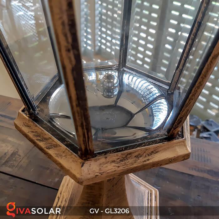 Đèn cổng chạy năng lượng mặt trời GV-GL3206 10