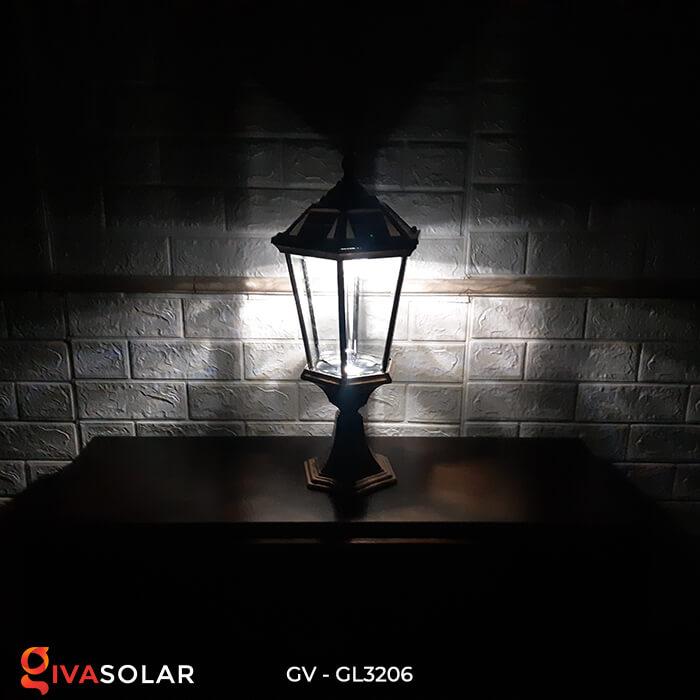 Đèn cổng chạy năng lượng mặt trời GV-GL3206 15