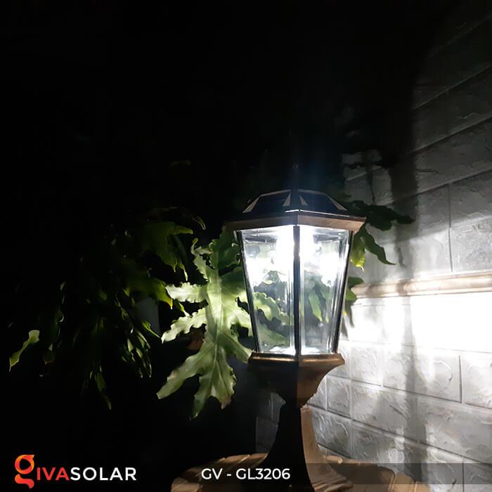 Đèn cổng chạy năng lượng mặt trời GV-GL3206 16
