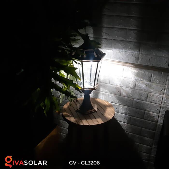Đèn cổng chạy năng lượng mặt trời GV-GL3206 17