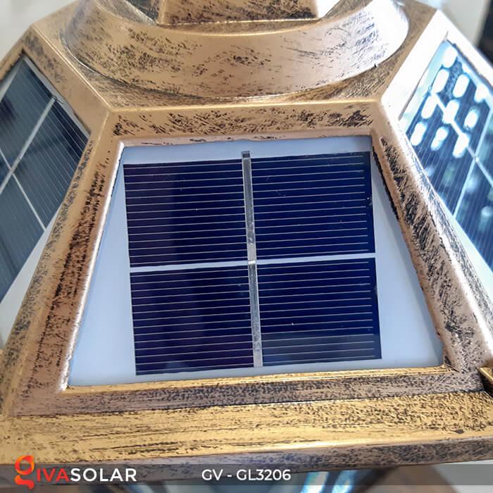 Đèn cổng chạy năng lượng mặt trời GV-GL3206 7