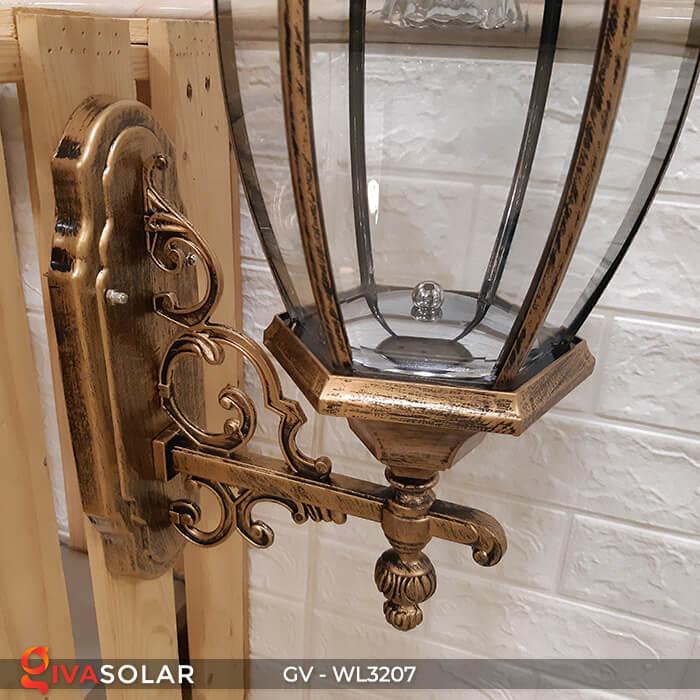 Đèn gắn tường năng lượng mặt trời GV-WL3207 10
