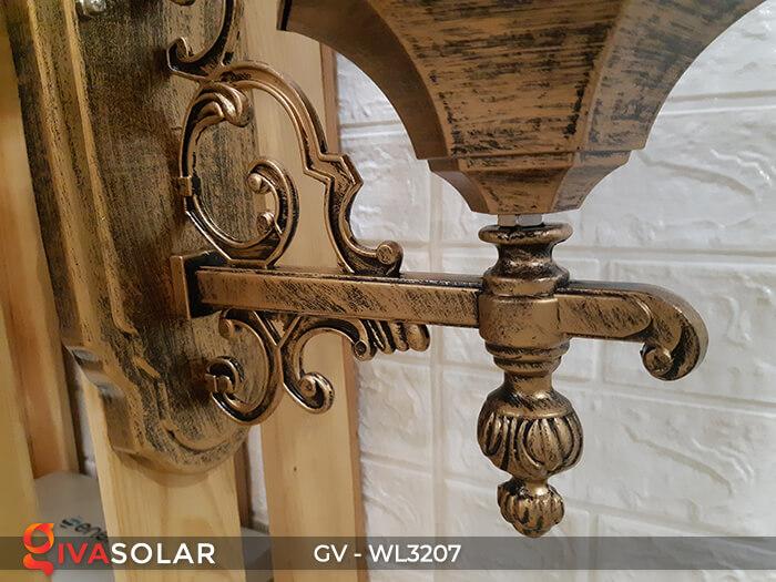 Đèn gắn tường năng lượng mặt trời GV-WL3207 11