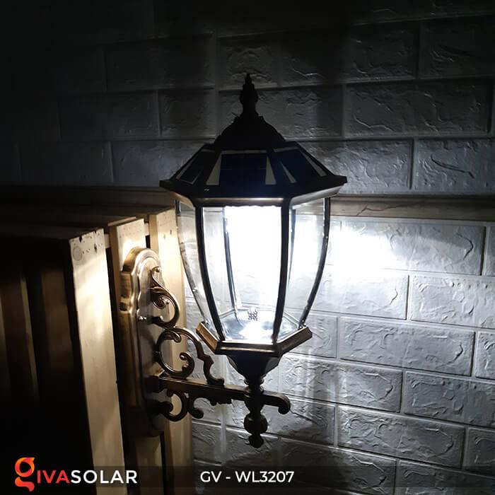 Đèn gắn tường năng lượng mặt trời GV-WL3207 14