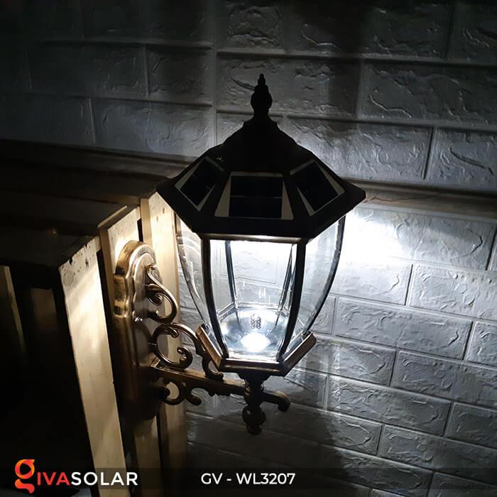 Đèn gắn tường năng lượng mặt trời GV-WL3207 16