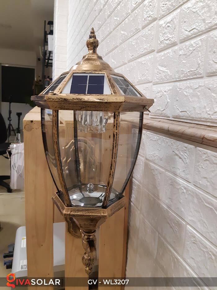 Đèn gắn tường năng lượng mặt trời GV-WL3207 6