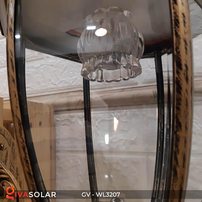Đèn gắn tường năng lượng mặt trời GV-WL3207 8