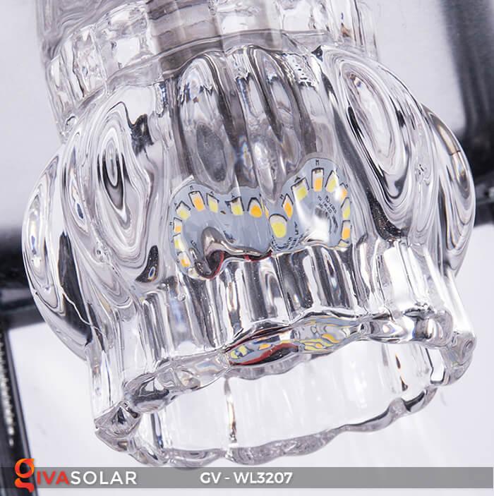 Đèn gắn tường năng lượng mặt trời GV-WL3207 9