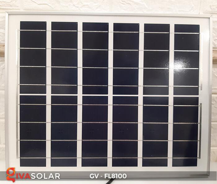 Đèn pha siêu sáng năng lượng mặt trời GV-FL8100 12
