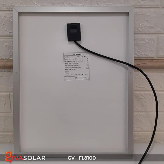 Đèn pha siêu sáng năng lượng mặt trời GV-FL8100 13