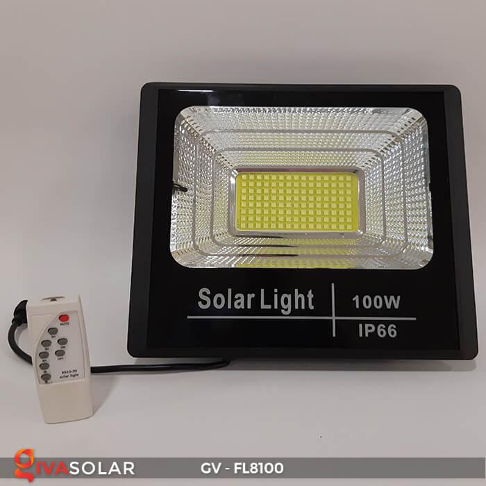 Đèn pha siêu sáng năng lượng mặt trời GV-FL8100 5