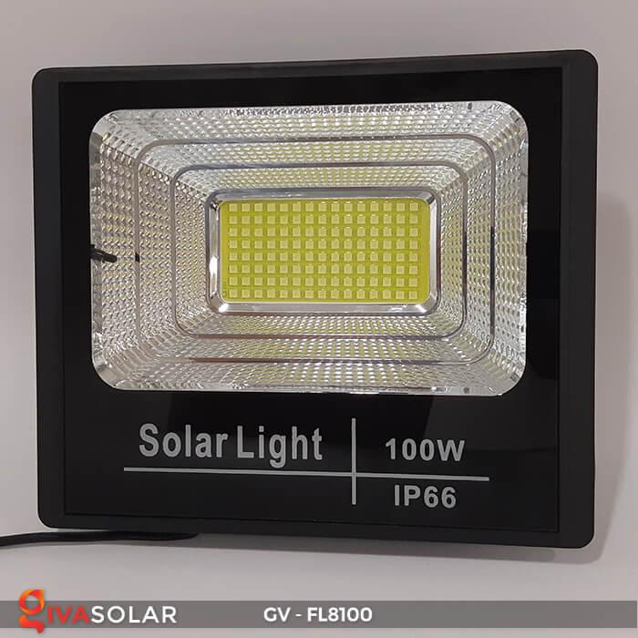 Đèn pha siêu sáng năng lượng mặt trời GV-FL8100 6