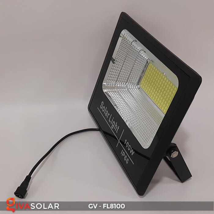 Đèn pha siêu sáng năng lượng mặt trời GV-FL8100 8