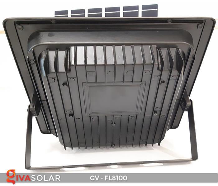 Đèn pha siêu sáng năng lượng mặt trời GV-FL8100 9