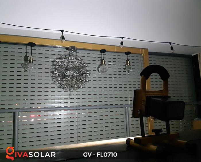 Đèn pha sạc mini 10W GV-FL0710 8