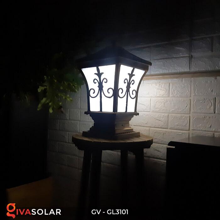 Đèn trụ cổng năng lượng mặt trời GV-GL3101 13