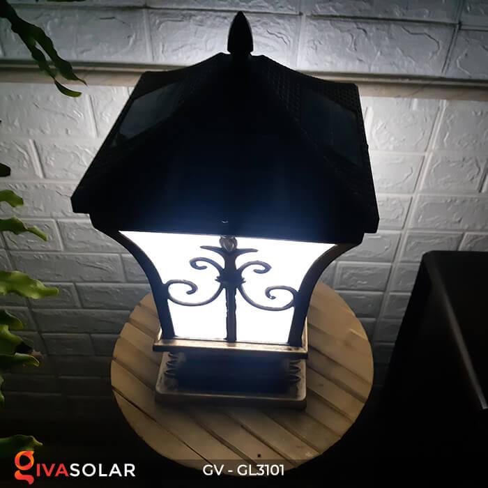 Đèn trụ cổng năng lượng mặt trời GV-GL3101 15