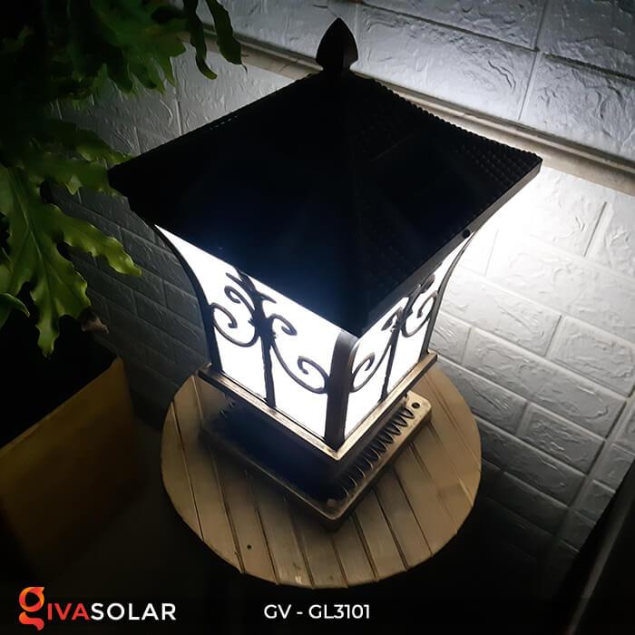 Đèn trụ cổng năng lượng mặt trời GV-GL3101 16