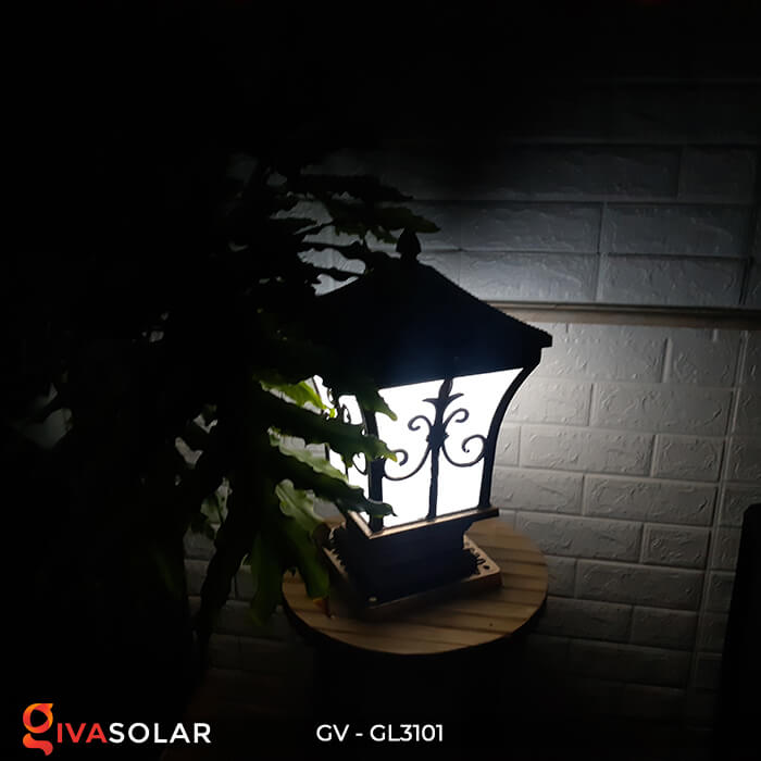 Đèn trụ cổng năng lượng mặt trời GV-GL3101 17