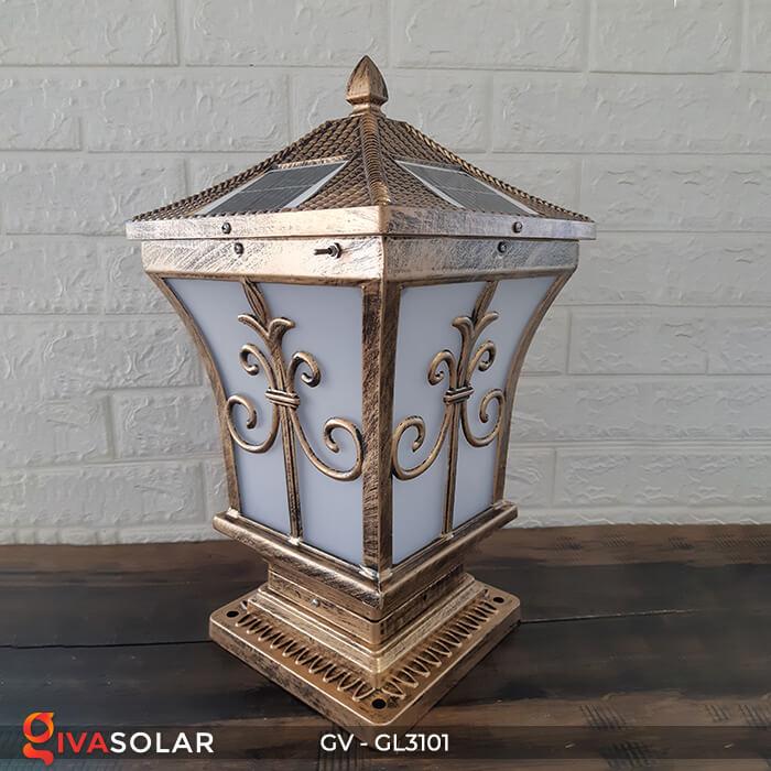 Đèn trụ cổng năng lượng mặt trời GV-GL3101 3