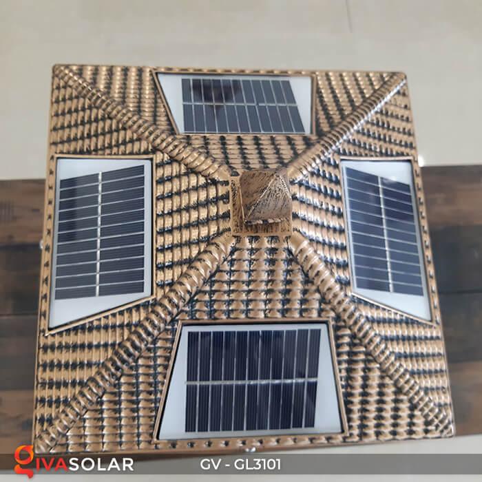 Đèn trụ cổng năng lượng mặt trời GV-GL3101 4