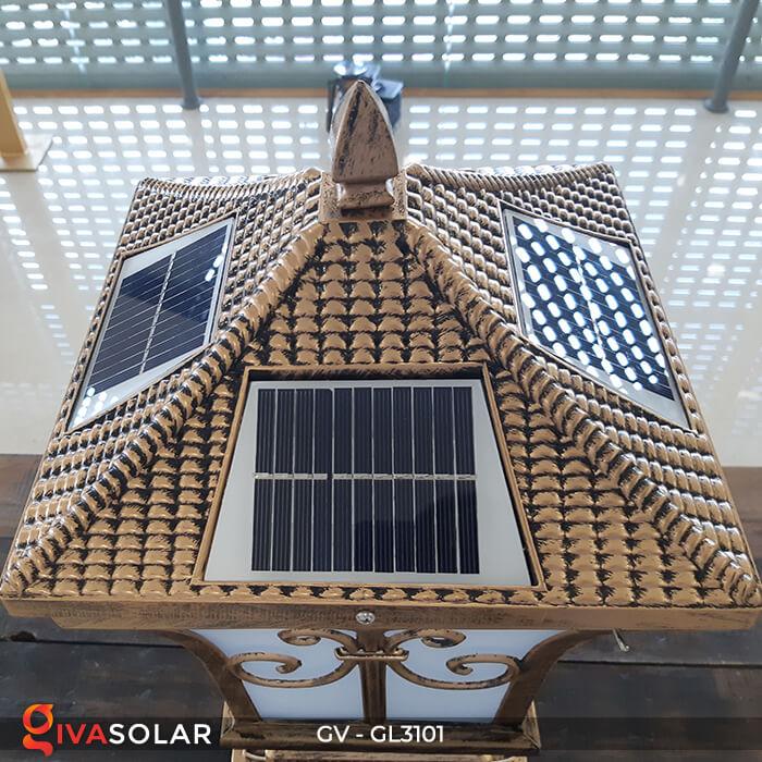 Đèn trụ cổng năng lượng mặt trời GV-GL3101 5