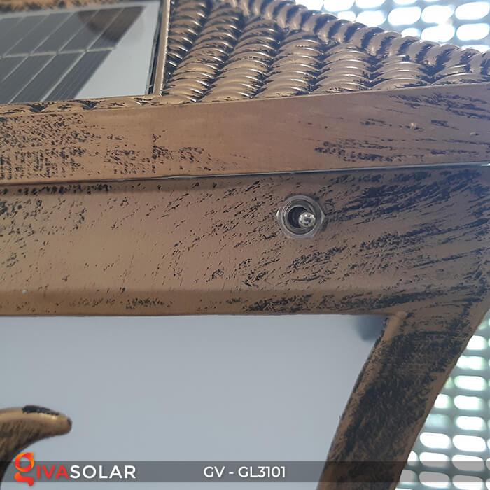 Đèn trụ cổng năng lượng mặt trời GV-GL3101 7