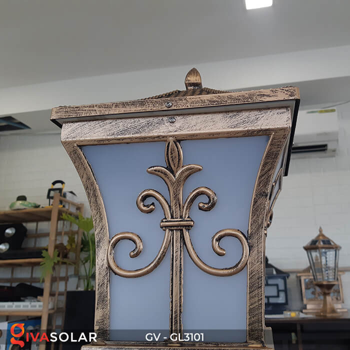 Đèn trụ cổng năng lượng mặt trời GV-GL3101 8