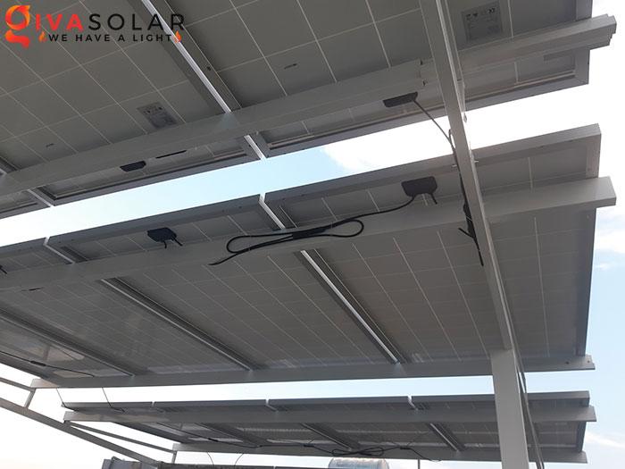 Lắp đặt hệ thống điện mặt trời hòa lưới 10KW cho công ty Gia Văn 5