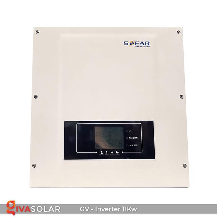 Inverter hòa lưới 11kW SOFARSOLAR 1KTL-X 2
