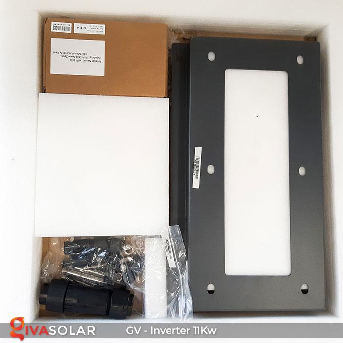 Inverter hòa lưới 11kW SOFARSOLAR 1KTL-X 6