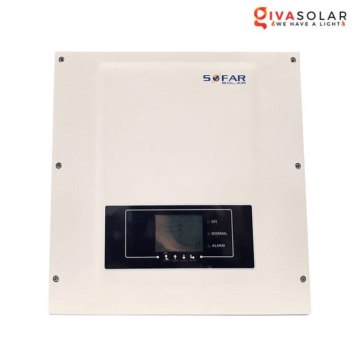 Inverter hòa lưới 11kW SOFARSOLAR 11KTL-X