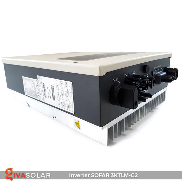 Inverter SOFARSOLAR 3KTLM-G2 3kw 1