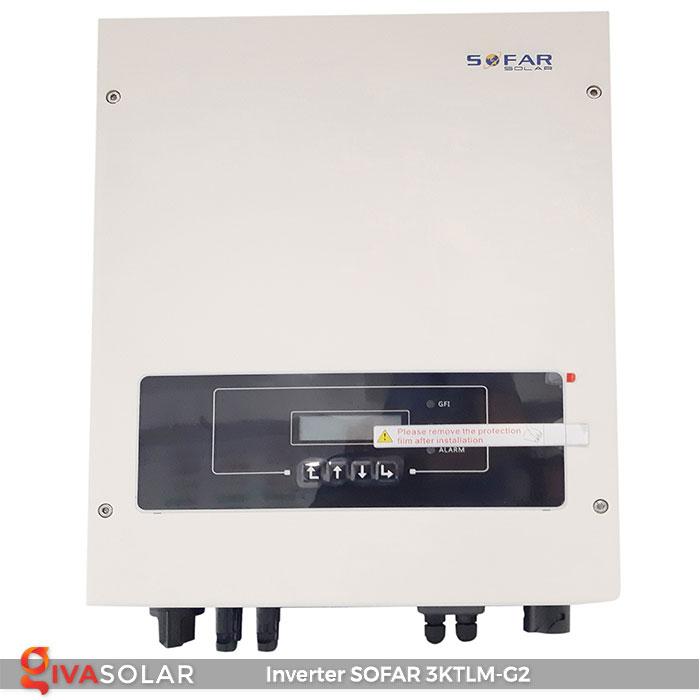 Inverter SOFARSOLAR 3KTLM-G2 3kw 2