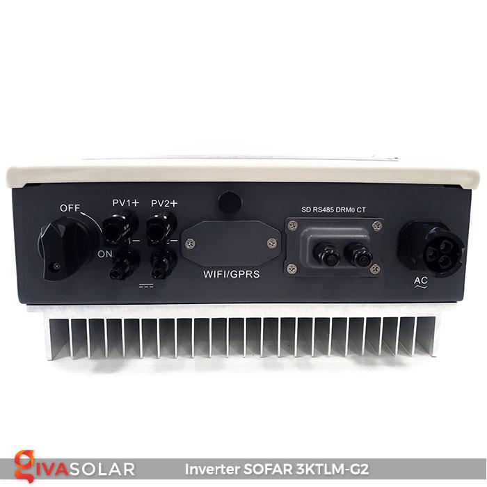 Inverter SOFARSOLAR 3KTLM-G2 3kw 3