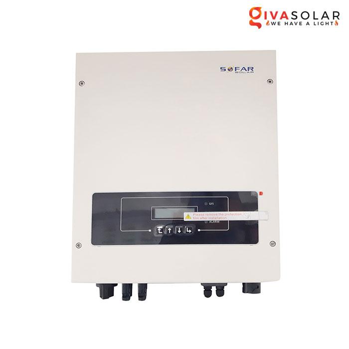 Inverter SOFARSOLAR 3KTLM-G2 Hòa lưới 3kW
