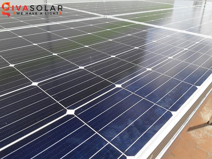 Hoàn thành lắp đặt hệ thống điện mặt trời 2KW tại Bình Tân 3