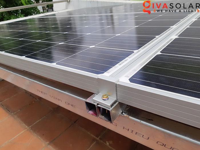 Hoàn thành lắp đặt hệ thống điện mặt trời 2KW tại Bình Tân 4