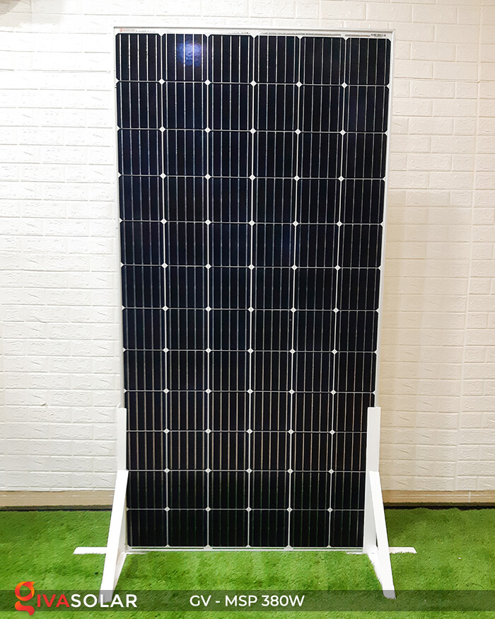 Pin năng lượng mặt trời Mono 380W 1