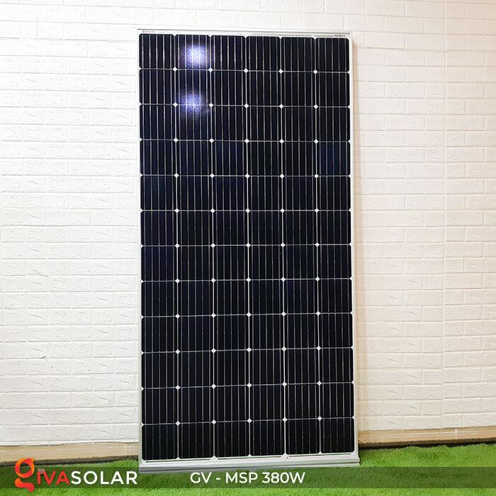 Pin năng lượng mặt trời Mono 380W 2