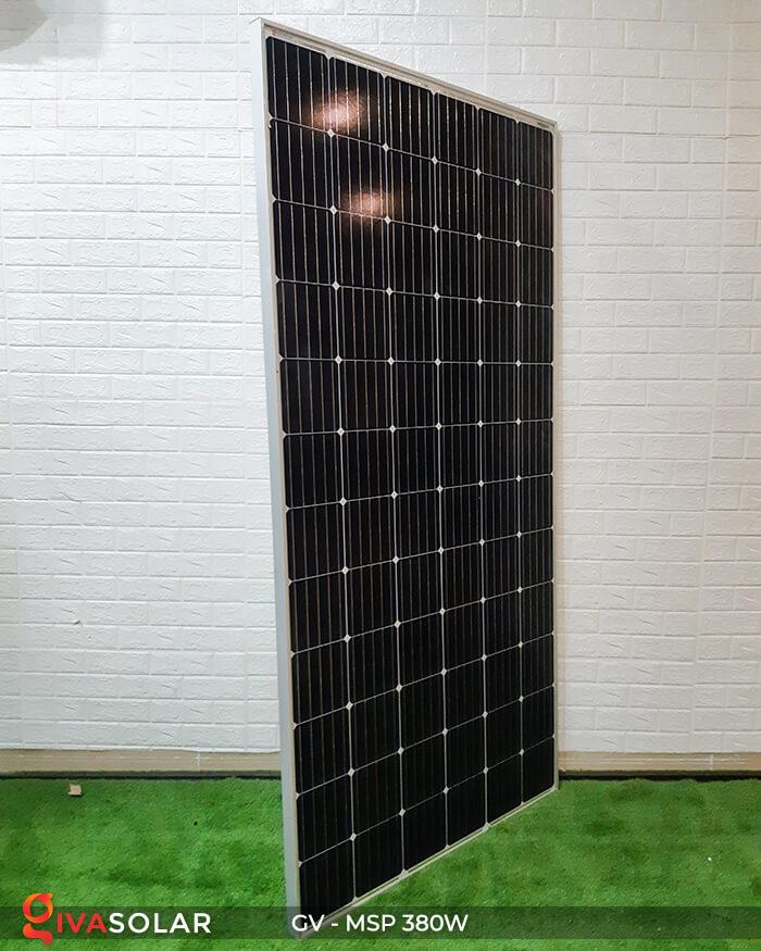 Pin năng lượng mặt trời Mono 380W 3