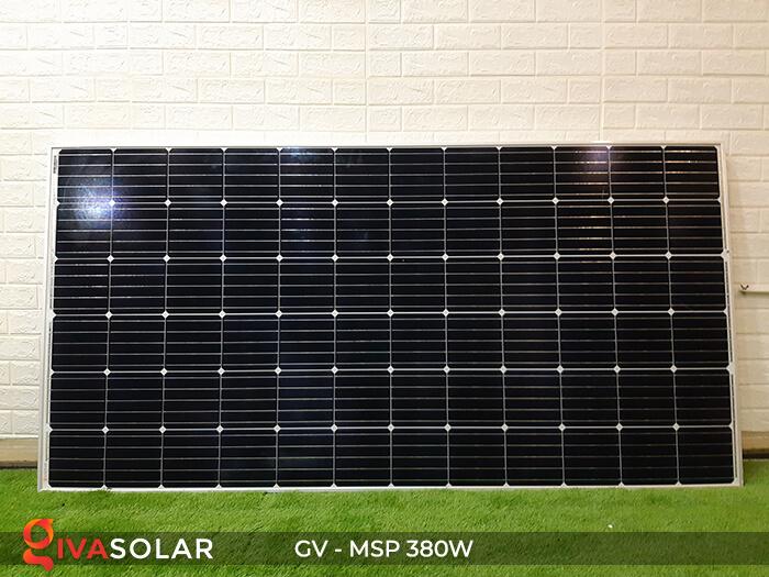 Pin năng lượng mặt trời Mono 380W 5