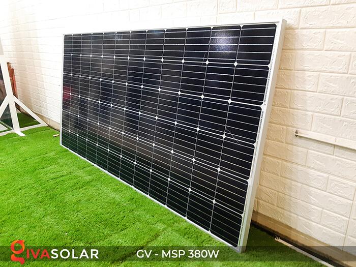 Pin năng lượng mặt trời Mono 380W 7