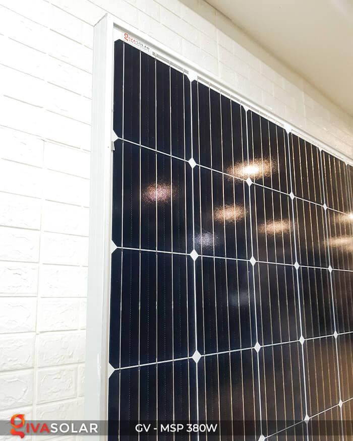 Pin năng lượng mặt trời Mono 380W 8