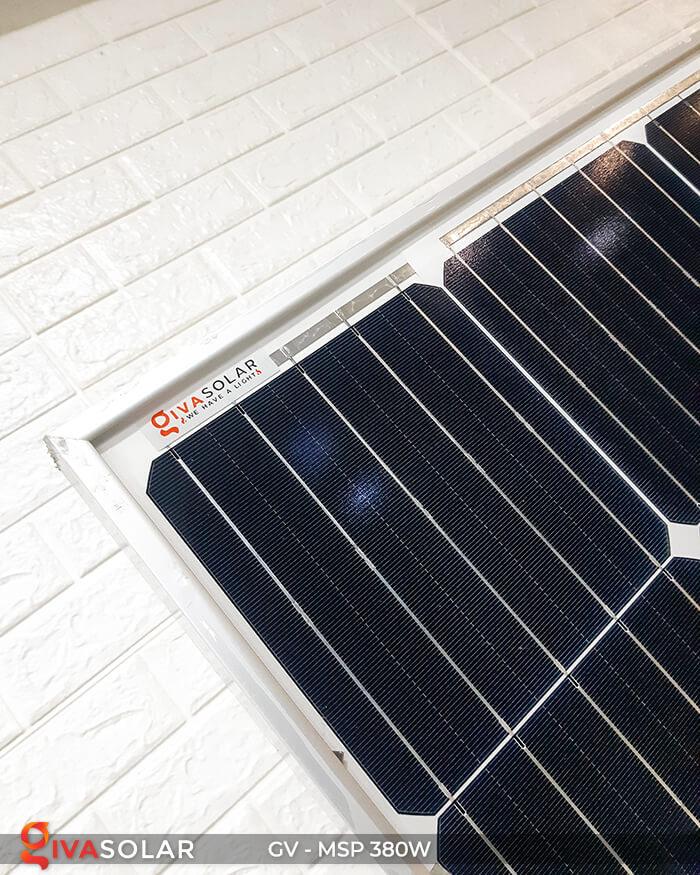 Pin năng lượng mặt trời Mono 380W 9